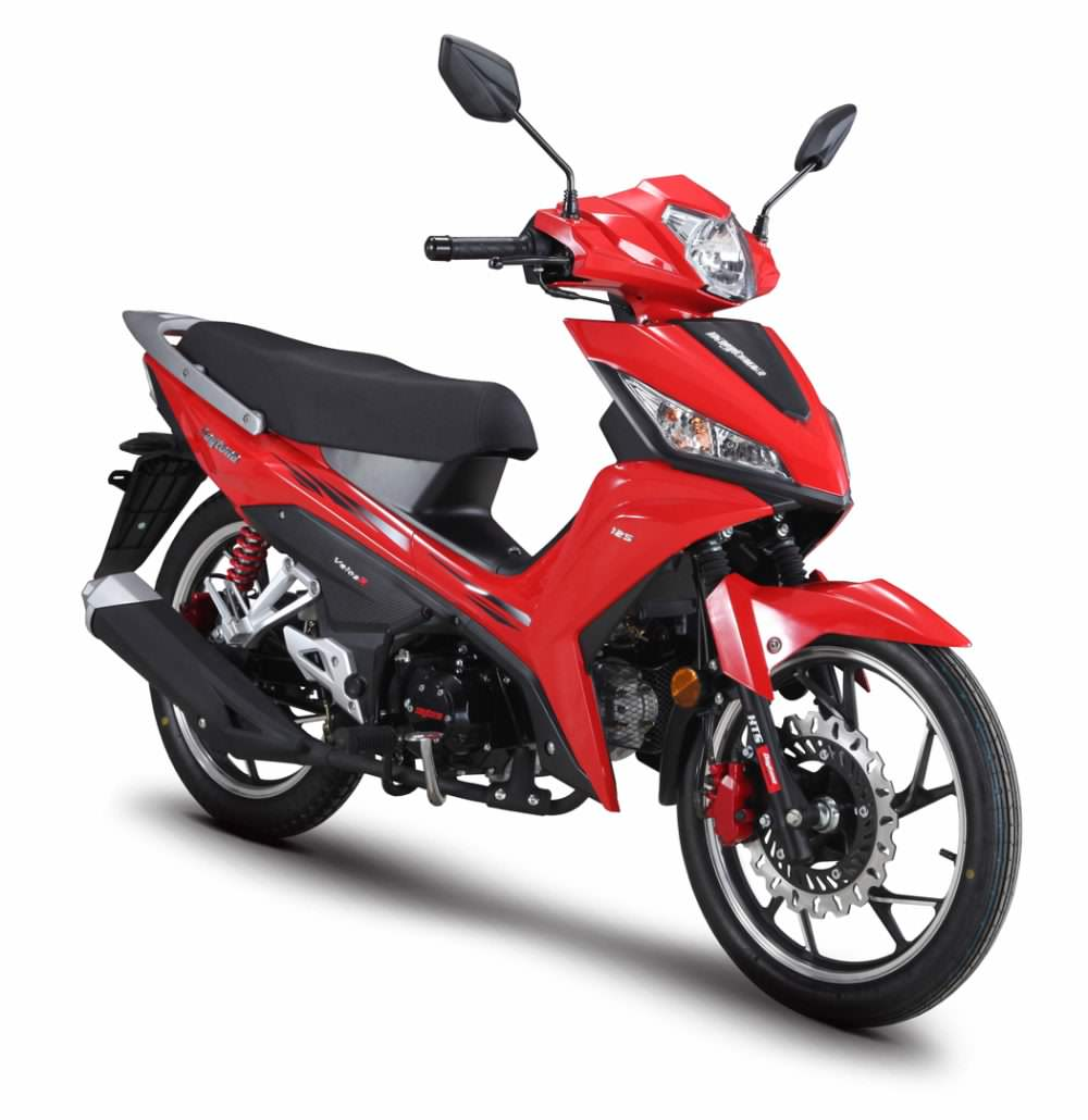 DAYTONA NEW VELOS 125 ie